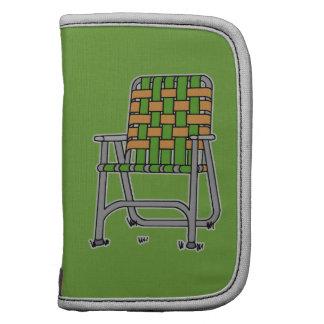 Folding Lawn Chair Organizer
