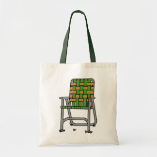 Folding Lawn Chair Tote Bag