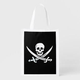 Folding Pirate Bag
