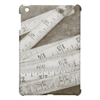 Folding ruler iPad mini covers