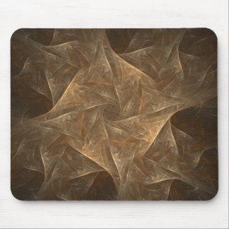 Folds of Gold Mousepad
