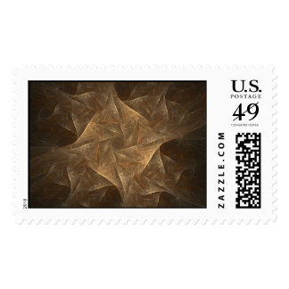 Folds of Gold Postage