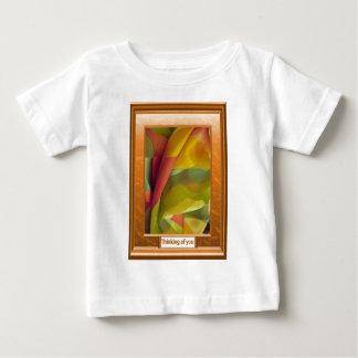 Folds of silk baby T-Shirt