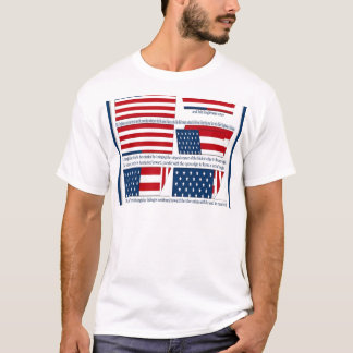 Folds of the Flag T-Shirt