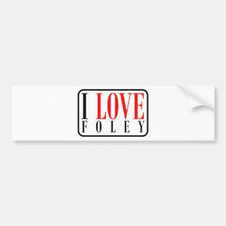 Foley Alabama Bumper Stickers