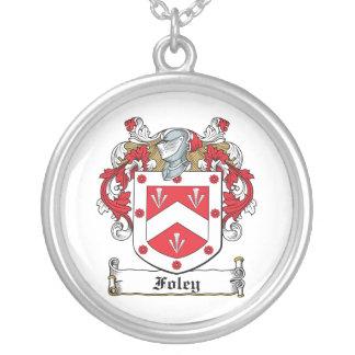 Foley Family Crest Custom Jewelry