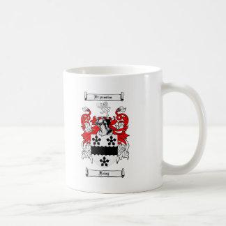 FOLEY FAMILY CREST -  FOLEY COAT OF ARMS COFFEE MUG