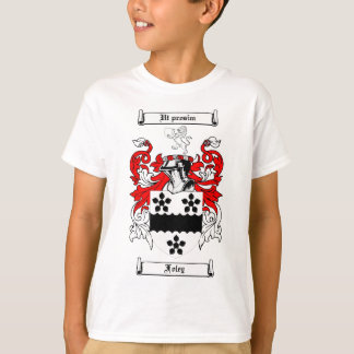 FOLEY FAMILY CREST -  FOLEY COAT OF ARMS T-Shirt