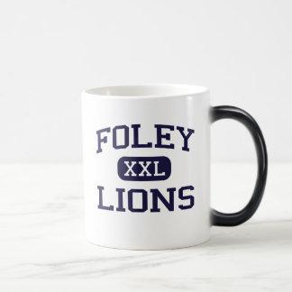 Foley - Lions - Foley High School - Foley Alabama Magic Mug