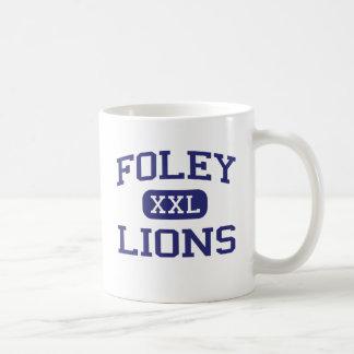 Foley Lions Middle School Foley Alabama Coffee Mug