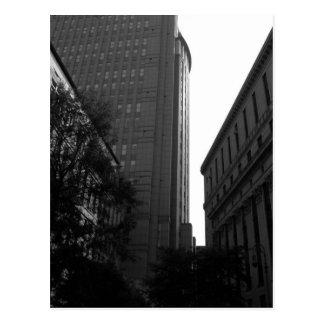 Foley Square Backdrop Postcard