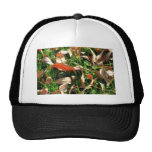 Foliage and Grass Hat