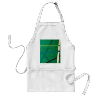 Foliage Criss Cross Adult Apron