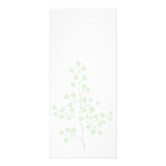 Foliage III Rack Card