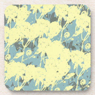 Foliage in a Summer Night - Coasters
