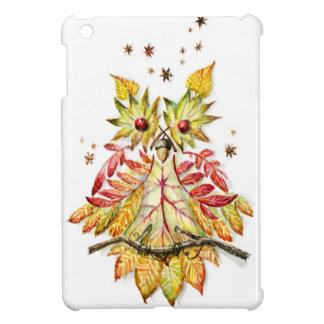 Foliage owl case for the iPad mini