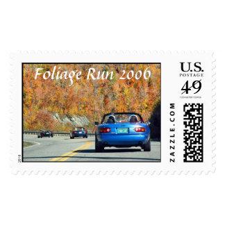 Foliage Run 2006 Postage Stamp