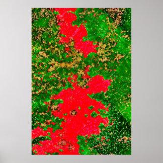 foliagetreesdifartbnew-copia b081 póster