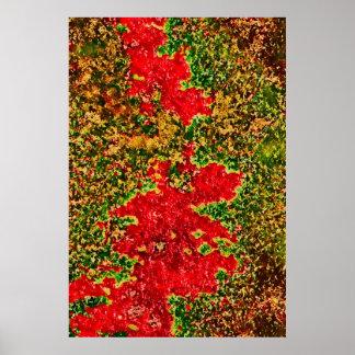 foliagetreesdifartbnew-copia b086 póster