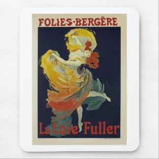 Folies Berger ~ La Loie Fuller Mouse Pad