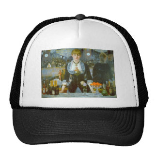 Folies-Bergere by Edouard Manet Trucker Hat