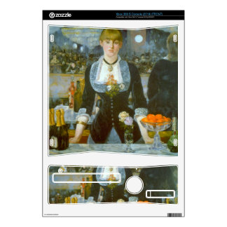 Folies-Bergere by Edouard Manet Xbox 360 S Decal