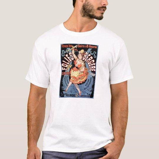 Folies Bergere - Dance Hall T-Shirt