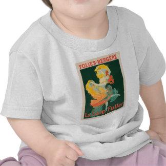 Folies Bergère infant T Shirts
