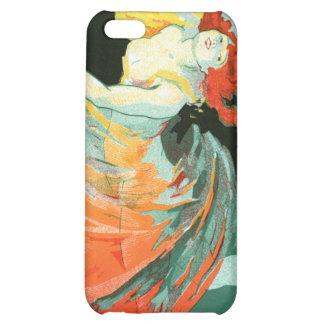 Folies-Bergère La Loie Fuller, Jules Chéret iPhone 5C Cover