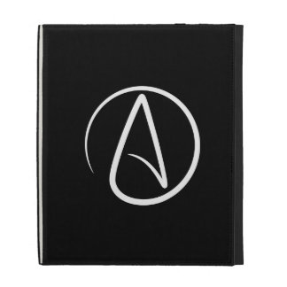 Folio ateo de Caseable del iPad del pictograma