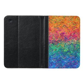 Folio Case iPad Mini Fluid Colors