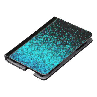 Folio Case Kindle Fire Glitter Dust Background