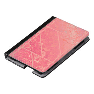 Folio Case Kindle Fire Pink Marble Texture