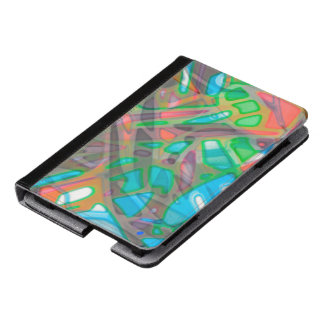 Folio Case KindleFire Colorful Stained Glass