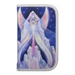 Folio cristalino de Smartphone del templo Planificador