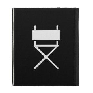 Folio de Caseable del iPad de Chair Pictogram de d
