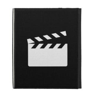 Folio de Caseable del iPad del pictograma de la ch