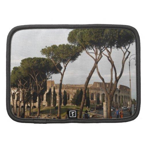 Folio de Colosseum Planificadores