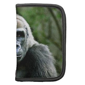 Folio de la cartera del gorila del Silverback Organizador