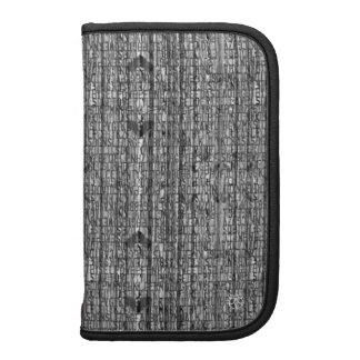 Folio de la cremallera de Moblie del código del te Organizador
