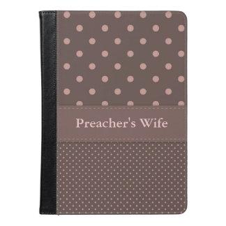 Folio de la esposa del predicador