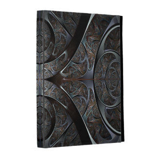 Folio de metales pesados del iPad de Caseable