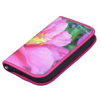 Folio de Smartphone - camelia rosada oscura Planificadores