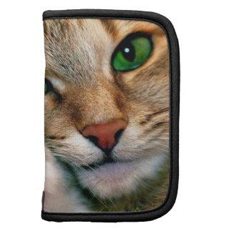 Folio de Smartphone de los amantes del gato Planificadores