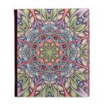 Folio decorativo del iPad de Caseable del caleidos