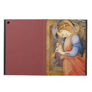 Folio del aire del iPad de la chirimia del ángel