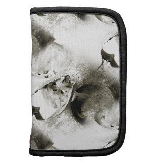 Folio del carrito del cráneo planificador