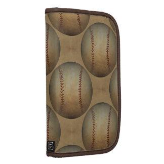 Folio del carrito del modelo de los béisboles planificadores