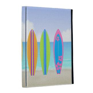 Folio del iPad de Caseable de la playa de las tabl