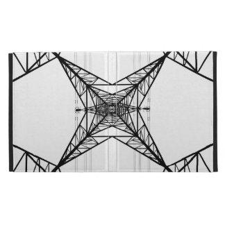 Folio del iPad de Caseable de los pilones de la el